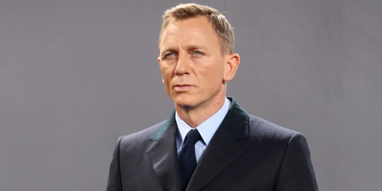 ¿Daniel Craig actuó en Star Wars: The Force Awakens?