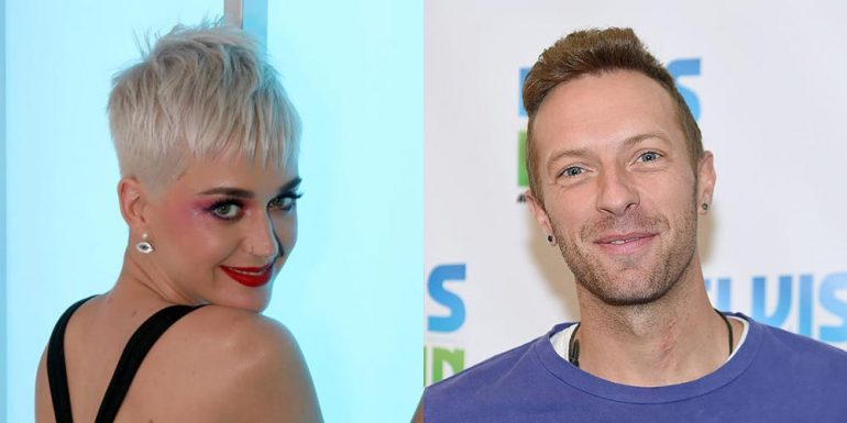 ¿Katy Perry y Chris Martin estrenan romance?