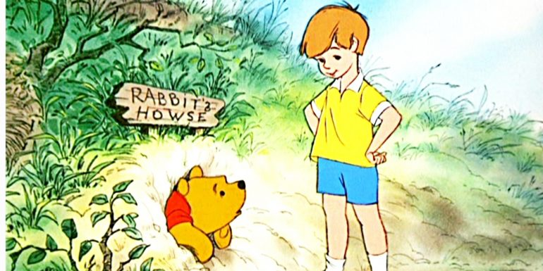 Él es el guapo actor que interpretará a Christopher Robin en la versión live action de Winnie the Pooh