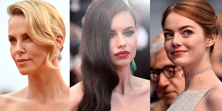 11 'Beauty Looks' de Cannes perfectos para una ocasión ultra especial