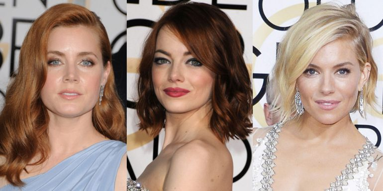 12 'Beauty looks' de los Golden Globes 2015 que definitivamente tienes que copiar