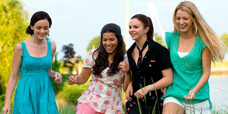 El elenco de ?The Sisterhood of the Traveling Pants? se reúne después de casi 10 años