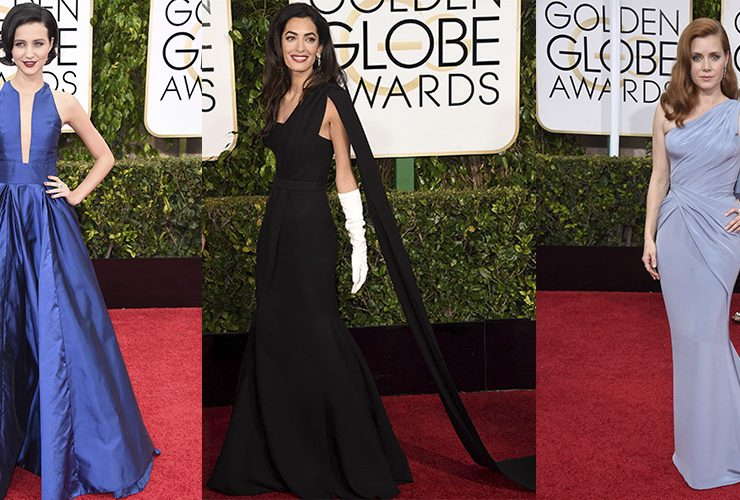 36 Celebs que brillaron en la 'Red Carpet' de los Golden Globes 2015