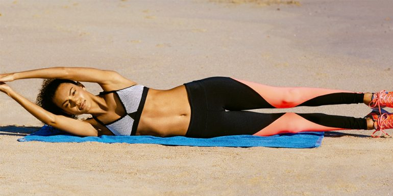 5 Movimientos para conseguir unos 'killer abs'