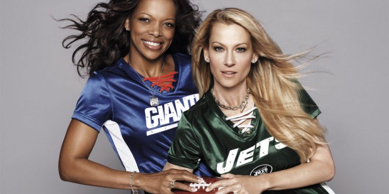 5 looks fashionistas para el Super Bowl