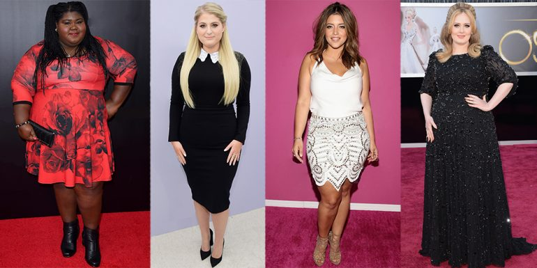 7 'Plus size girls' que dominaron el 2015