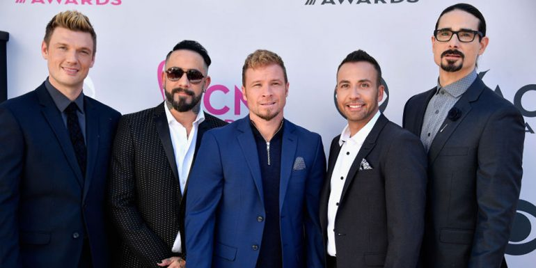 Amarás a los Backstreet Boys cantando ?Despacito? +VIDEO