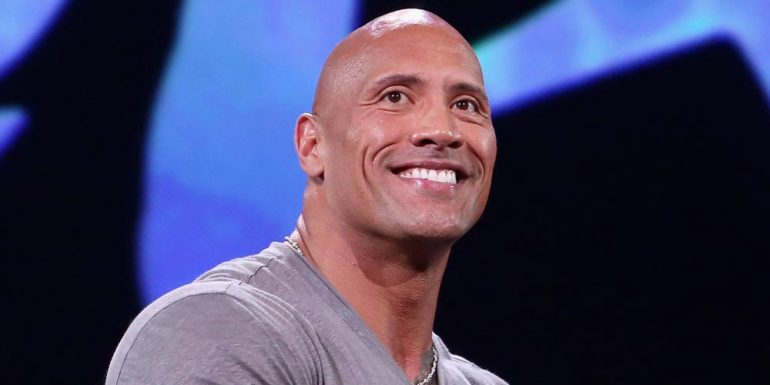 ¿Dwayne 'The Rock' Johnson quiere ser el presidente más HOT de la historia?