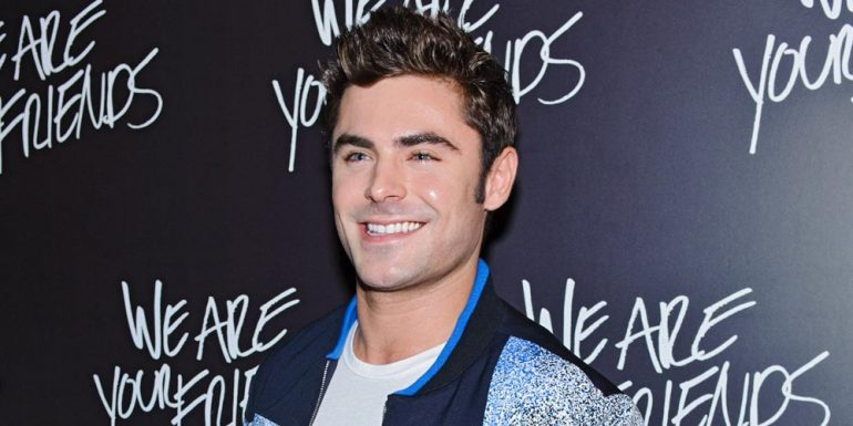 BACK TO BASICS: Zac Efron recrea su look de adolescente +VIDEO