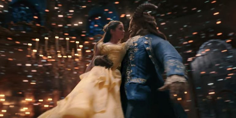 'Beauty and the Beast' supera a 'Fifty Shades Darker' y 'Star Wars'