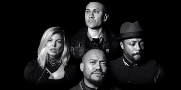 "Black Eyed Peas relanza ""Where Is The Love?"" como protesta en contra de la violencia del mundo"