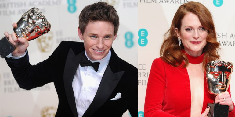 'Boyhood' y 'The Grand Budapest Hotel' arrasan con los premios BAFTA 2015