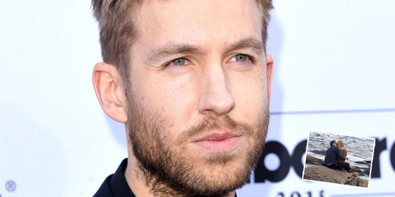 Calvin Harris habla por primera vez sobre el romance de Taylor Swift y Tom Hiddleston