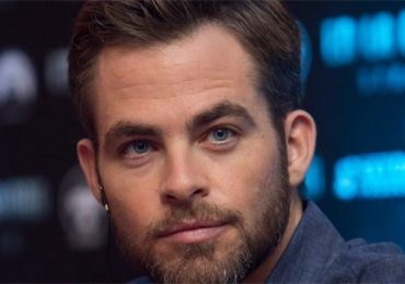 Cautiva Chris Pine en México