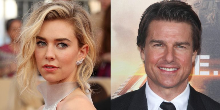 Confirman romance entre Tom Cruise y Vanessa Kirby
