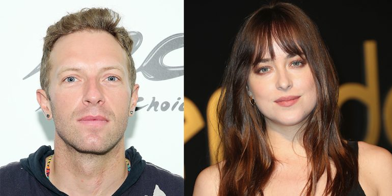 Dakota Johnson y Chris Martin pasean su amor por París + FOTOS