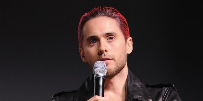 EL chico HOT Jared Leto
