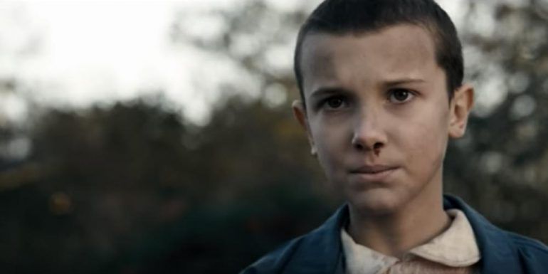 Eleven de 'Stranger Things' comparte video de cómo la raparon