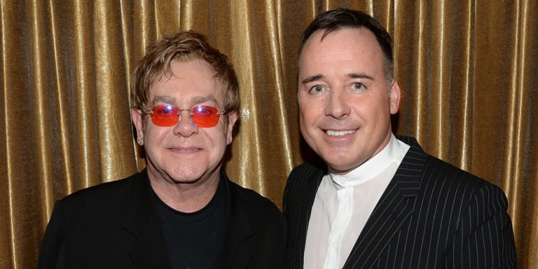 Elton John y David Furnish contraerán nupcias en plena época navideña