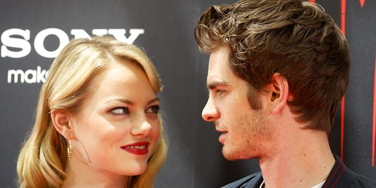Emma Stone y Andrew Garfield se dan un 'break'