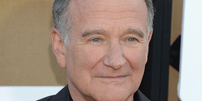 Encuentran notas de suicidio de Robin Williams