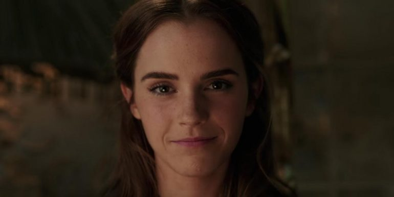 Escucha a Emma Watson cantando en 'Beauty and the Beast'