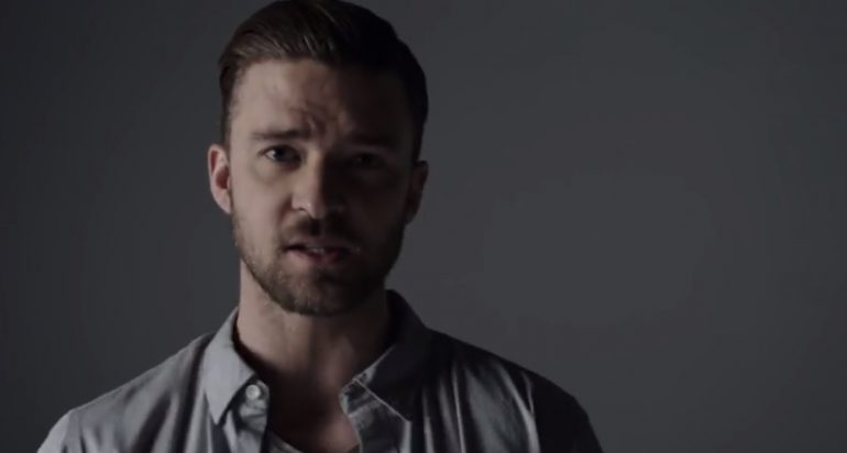 Estrena Timberlake video muy hot