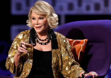 Fashion Police terminará con un video inédito de Joan Rivers