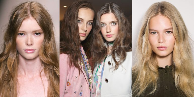 Get The Look: Ondas Hippies para un peinado de pasarela