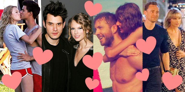Guía del dating según Taylor Swift
