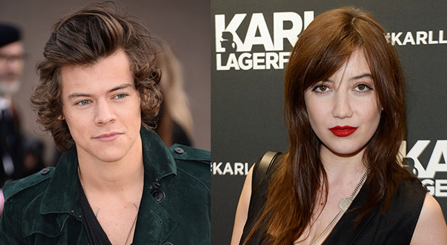 Harry Styles y Daisy Lowe