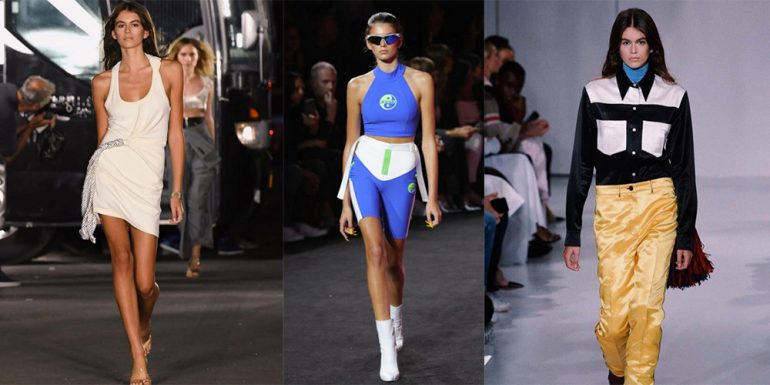 Hija de Cindy Crawford preocupa por su figura tras su debut en Fashion Week
