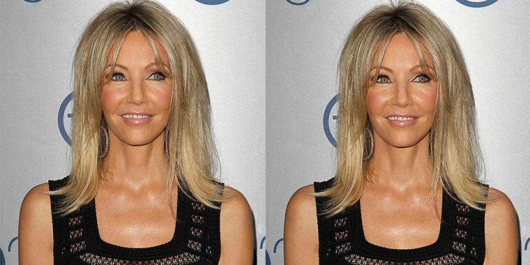 Hospitalizan a Heather Locklear tras una supuesta amenaza de suicidio