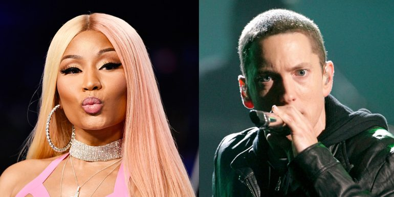 Hot couple alert! ? Nicki Minaj confirma romance con Eminem ?