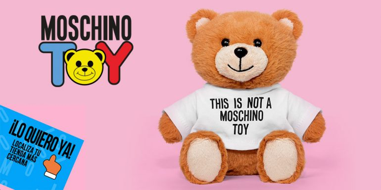 Jeremy Scott y Teddy Bear