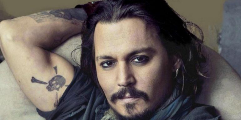 Johnny Depp es considerado el actor menos rentable de Hollywood