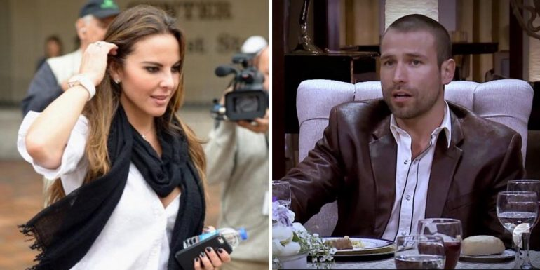 Kate del Castillo y Rafael Amaya fueron capturados cenando juntos + Video