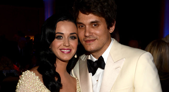 Katy Perry revela secreto sobre John Mayer
