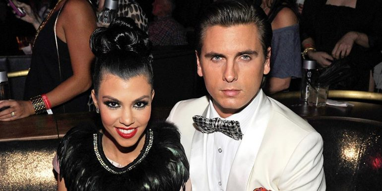 Kourtney Kardashian no descarta la idea de casarse con Scott Disick