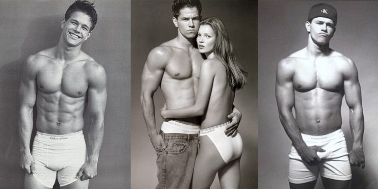 Las 12 fotos más hot de Mark Wahlberg