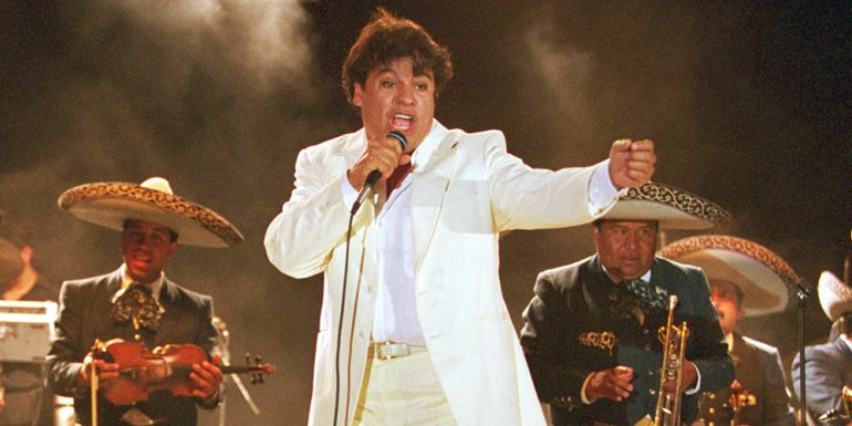Los videos más vistos de Juan Gabriel en Youtube