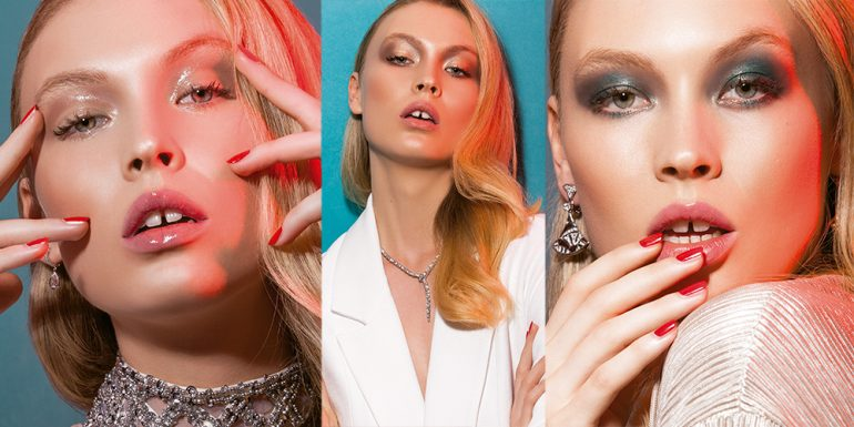 Metallic Fever: La nueva tendencia de eye-makeup