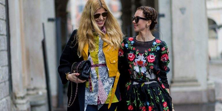 Milan Fashion Week: 5 Trends de las fashionistas que debes adoptar