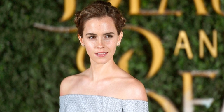Emma Watson se convierte en princesa en la premiere de 'Beauty And The Beast'