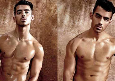 Publican fotos mega HOT de Joe Jonas en ropa interior