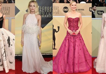 Red Carpet: Las celebs que robaron miradas en los SAG Awards