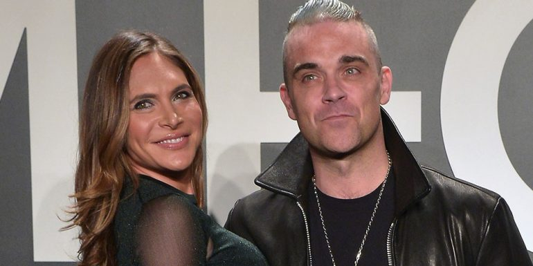Robbie Williams y su esposa son demandados por acoso sexual