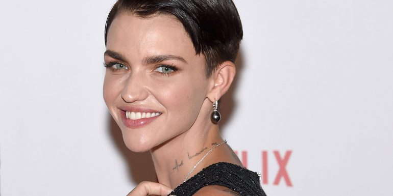 Ruby Rose presume cuerpazo 'post break up'