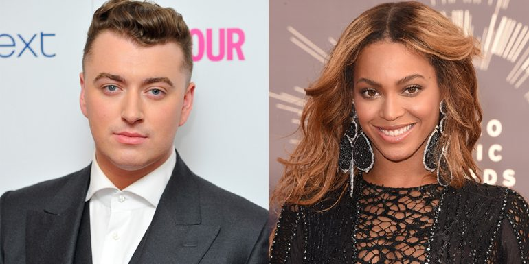 Sam Smith pierde 20 kilos gracias a los tips de Beyoncé
