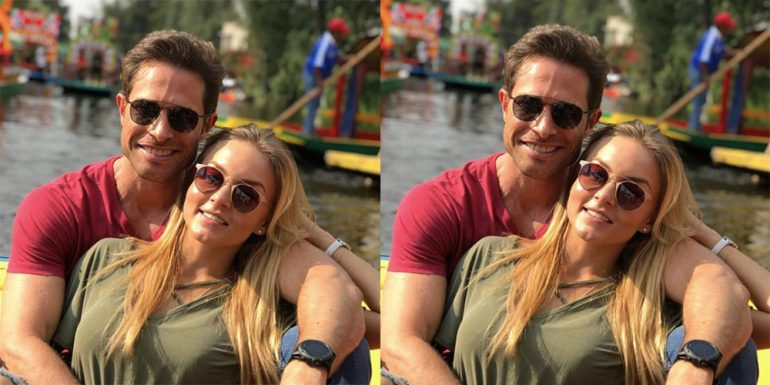Sebastián Rulli se 'come' a Angelique Boyer con divertida foto